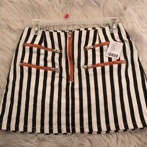 NWT Urban outfitters Denim skirt